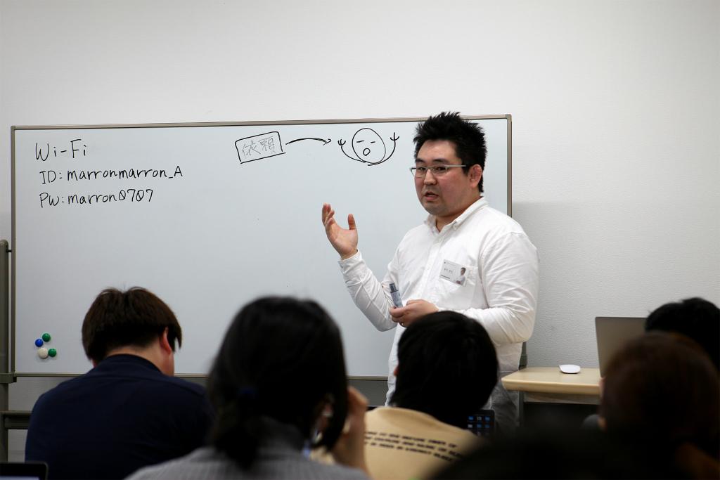 岐阜デザイン勉強会#1 「デザインを勉強する方法」 セッション1「デザイン制作のプロセス」