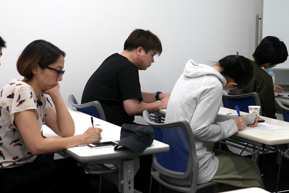 岐阜デザイン勉強会#3「デザインに必要なヒアリング技術」セッション