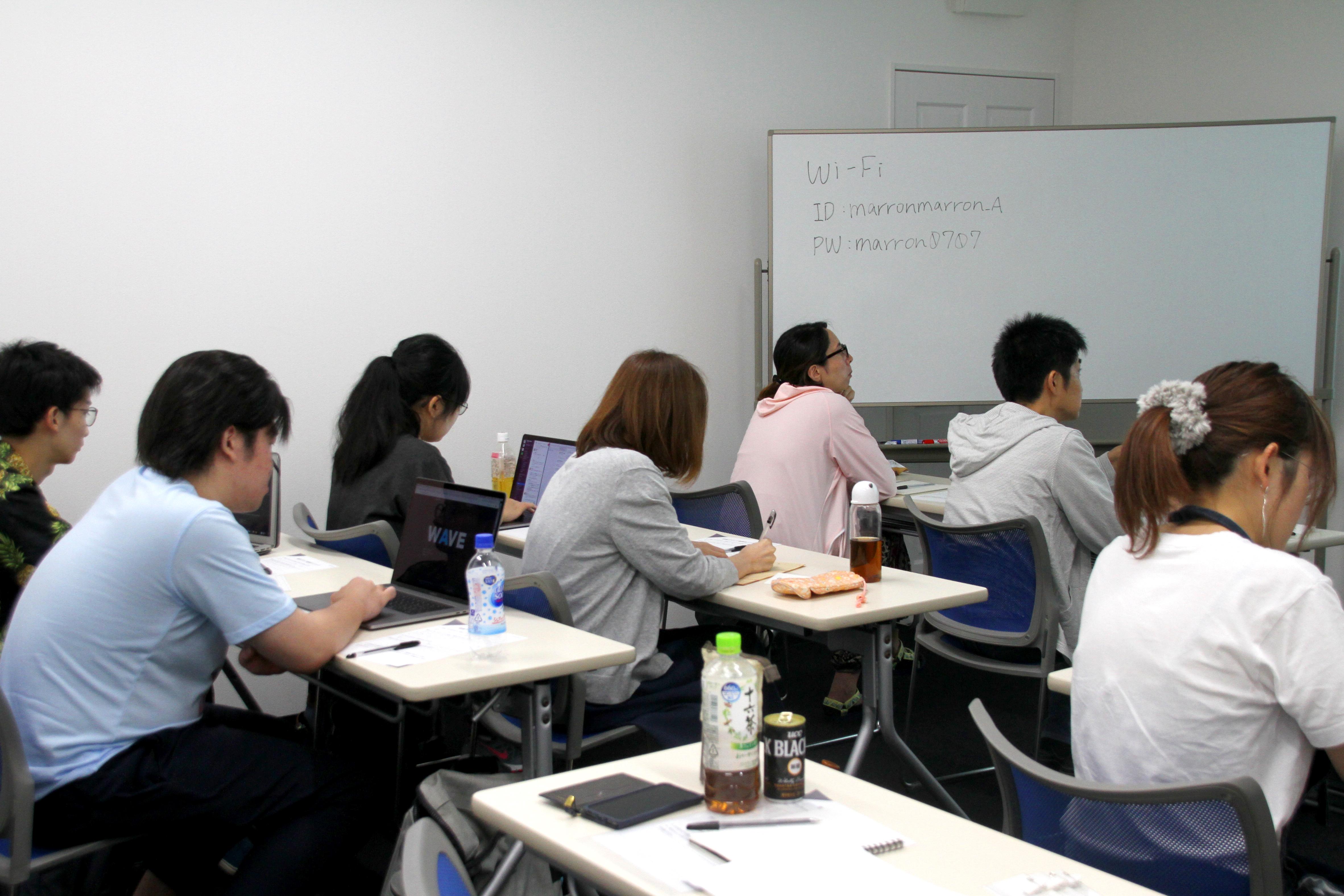 岐阜デザイン勉強会#5「文字・タイポグラフィを使ってデザインする方法」セッション1
