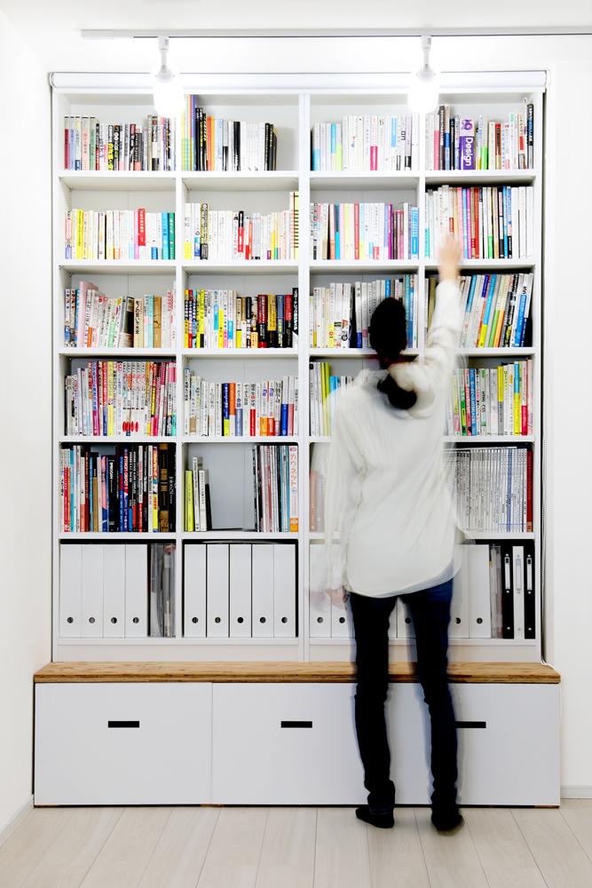 デザインの本棚